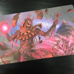Lich Pharaoh Playmat