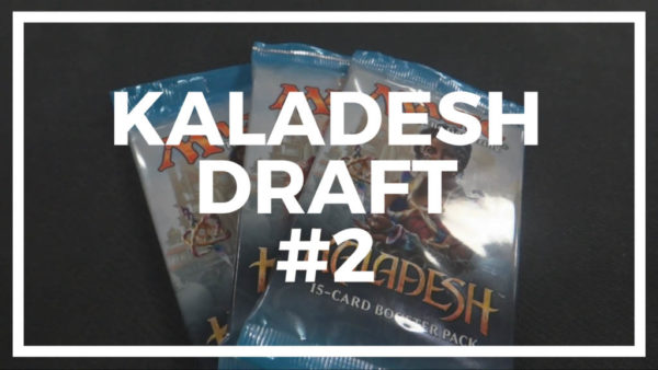 Kaladesh Draft #2
