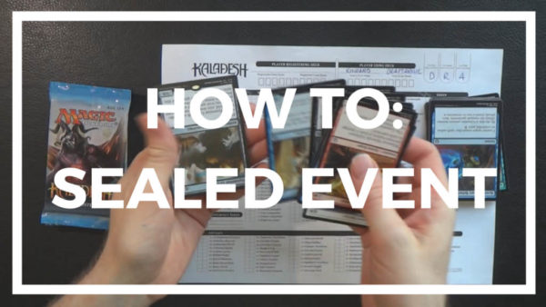 How to: Sealed Event