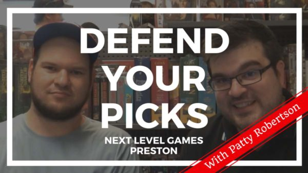 Defend Your Picks: Patty Robertson – NLG Preston