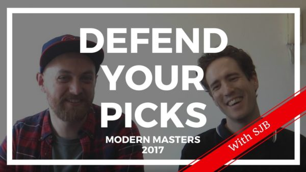 Defend Your Picks: SJB – Draftaholics HQ