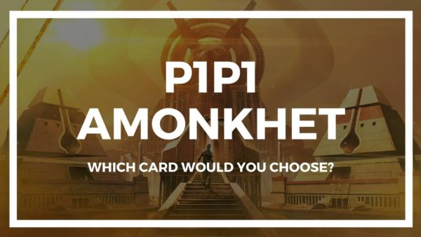 P1P1 for Amonkhet is up!
