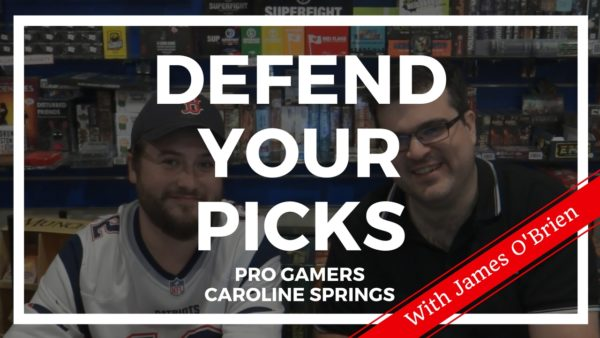Defend Your Picks: James O'Brien – PGS Caroline Springs