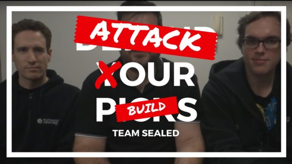 Attack Our Picks – Team Sealed
