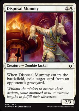 Disposal Mummy
