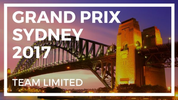 GP SYDNEY 2017 – Team Limited