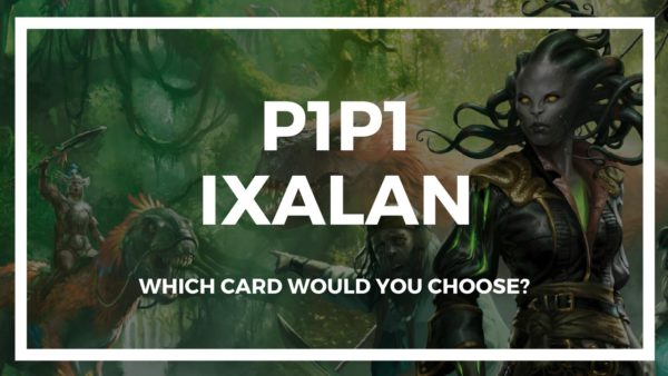 P1P1 Ixalan is up!