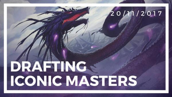 Iconic Masters Stream – 20/11/2017