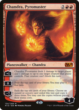 Chandra Pyromaster