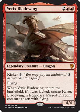 Verix Bladewing