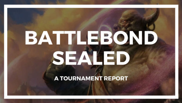 A Look at Battlebond Sealed