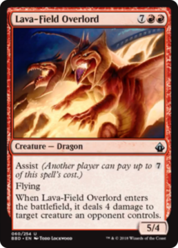 Lava-Field Overlord