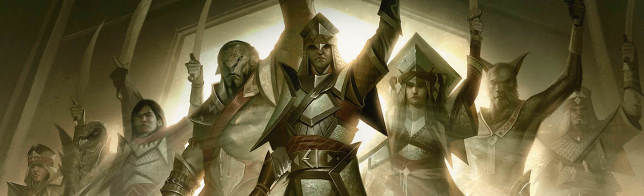 Khans of Tarkir - Abzan Ascendancy