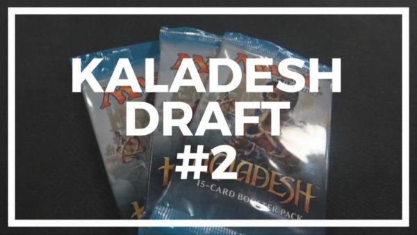 Kaladesh Draft #2