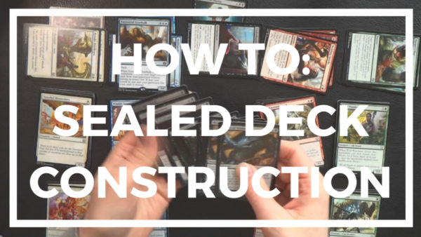 How To: Sealed Deck Construction