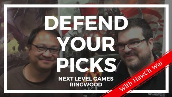 Defend Your Picks: HawCh Wai – NLG Ringwood