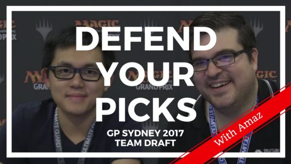 Defend Your Picks: Amaz – GP Sydney