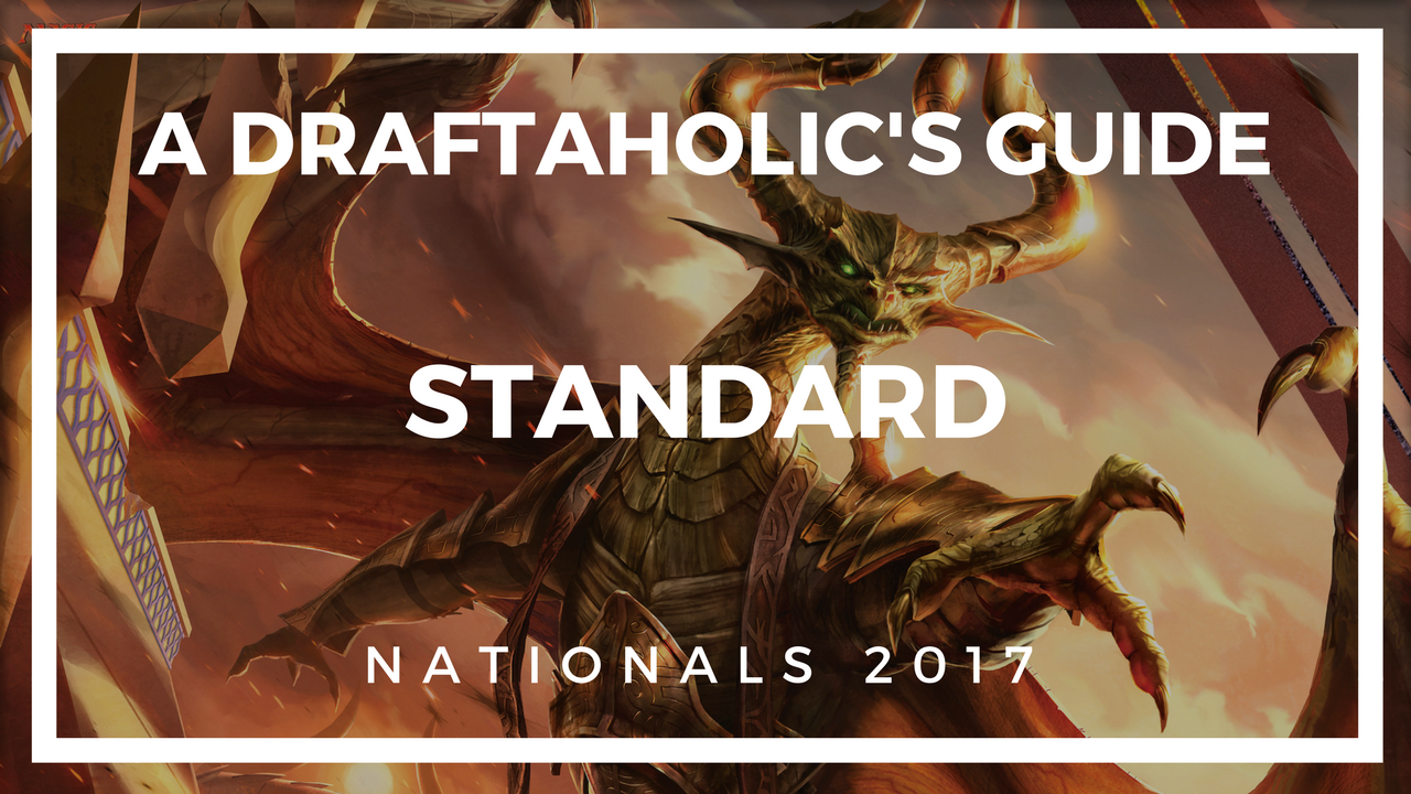 A drataholic's Guide - Nationals 2017