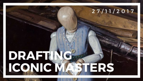 Iconic Masters Stream – 27/11/2017
