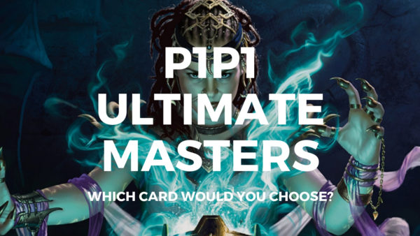 P1P1 Ultimate Masters is up! Get picking!