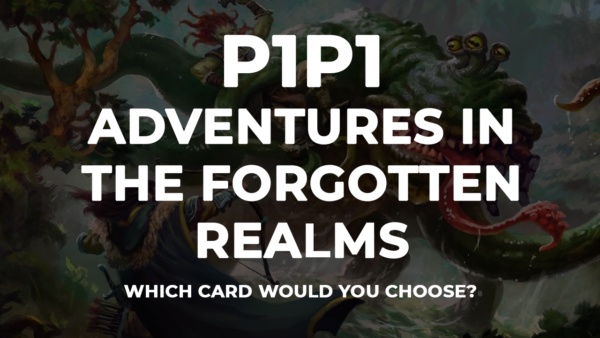 P1P1 Adventures in the Forgotten Realms is up! Get picking!